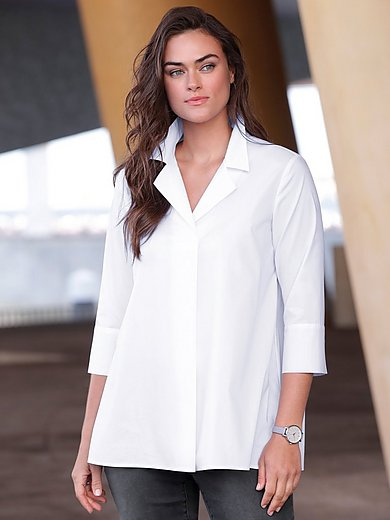 Emilia Lay - Blouse with 3/4-length sleeves
