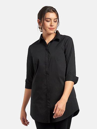 Emilia Lay - Lange blouse met 3/4-mouwe