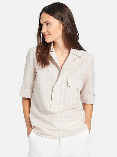 DAY.LIKE - Bluse mit längerem 1/2-Arm