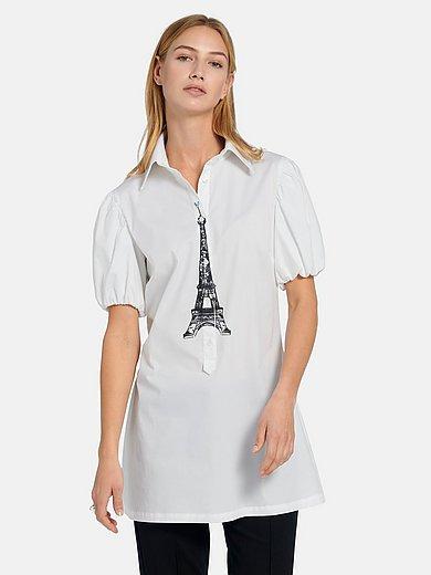 Uta Raasch - Bluse in ausgestellter Form