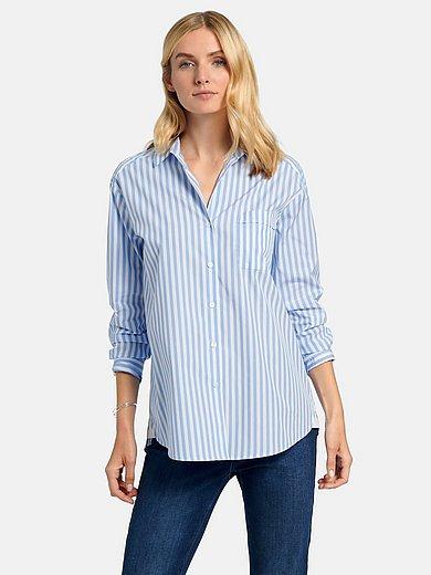 Uta Raasch - Bluse mit Hemdkragen
