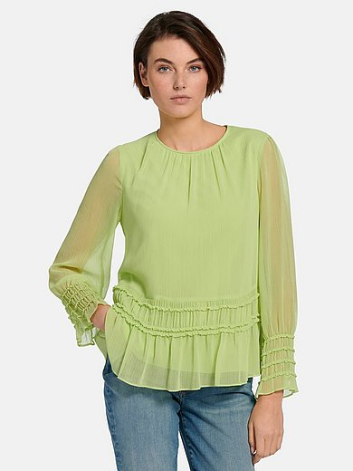 Joop! - Pull-on style blouse with long sleeves