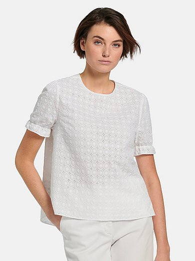 Joop! - Pull-on style blouse in 100% cotton