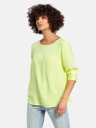 oui - Shirt-Bluse zum Schlupfen