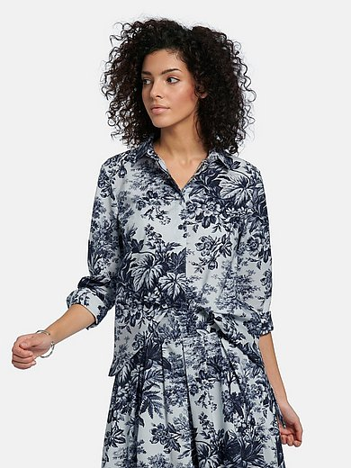 Windsor - Blouse in 100% cotton