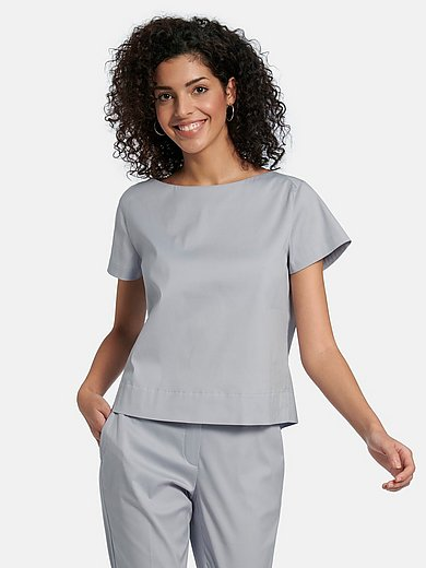 Windsor - Blouse with cap sleeves