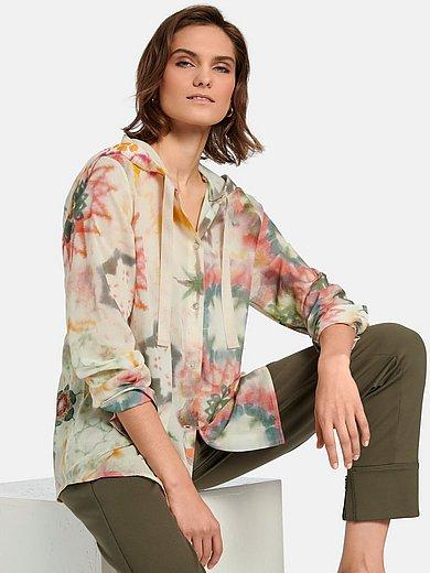 Margittes - Skjorte med hætte