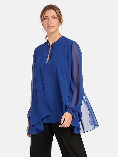 Elena Miro - Pull-on style blouse with long sleeves