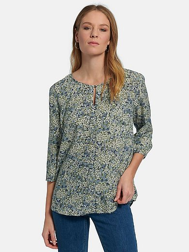 Hammerschmid - Pull-on blouse with 3/4-length sleeves