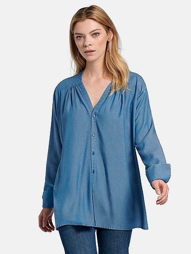 Steffen Schraut - Lange blouse met lange mouwen