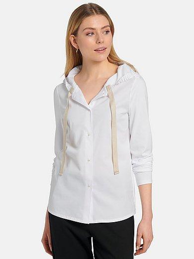 Margittes - Hooded blouse