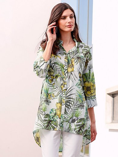 Betty Barclay - Long-Bluse mit 3/4-Arm