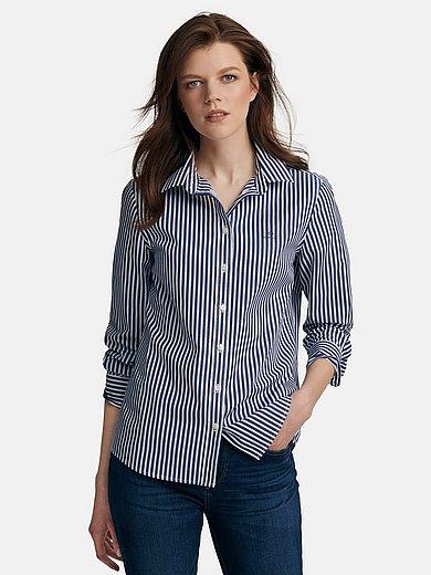 GANT - Bluse mit Webstreifen