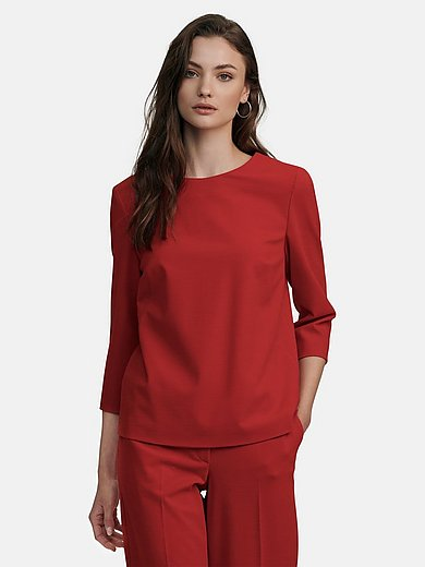 Fadenmeister Berlin - Jersey-Bluse mit 3/4-Arm