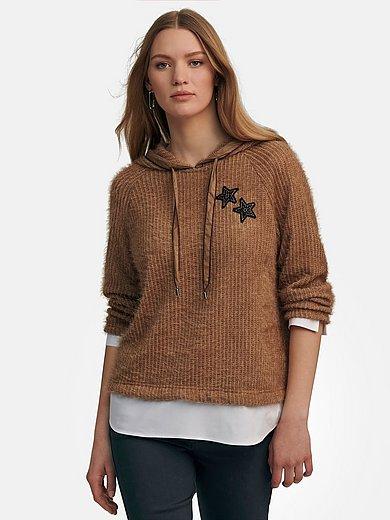 Just White - 2-in-1-Hoodie-Sweatshirt