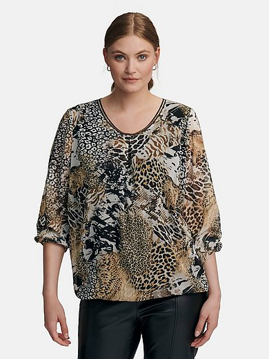 Anna Aura - Blouse with long sleeves