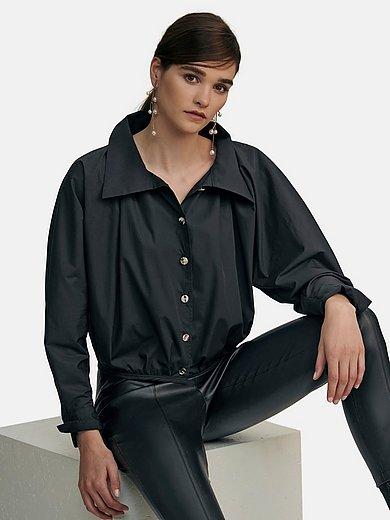 Laura Biagiotti ROMA - Bluse mit großem Kragen