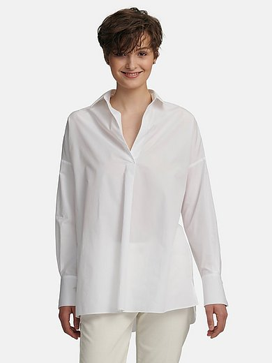 Louis and Mia - Long blouse in up-to-date oversized pull-on style