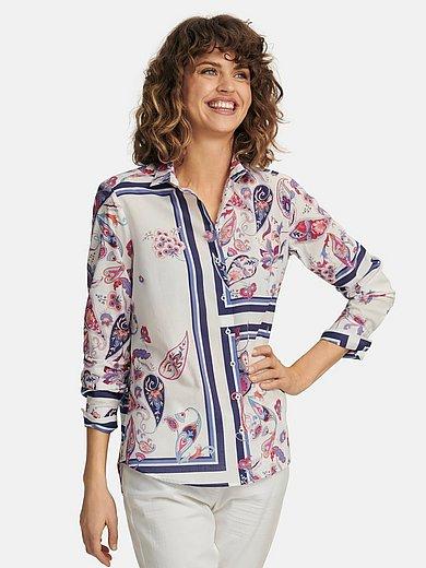 Eterna - Blus med skjortkrage