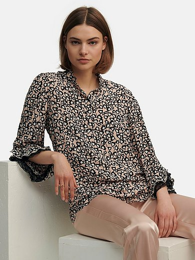 Marc Cain - Blouse with 3/4-length sleeves