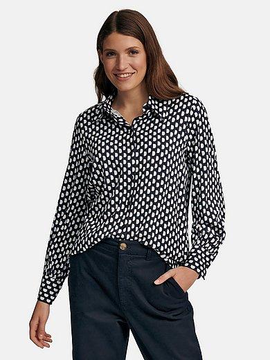 Seidensticker - Blouse with shirt collar