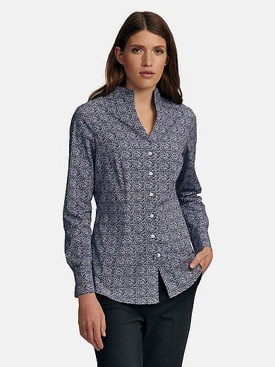 Seidensticker - La blouse avec col corolle
