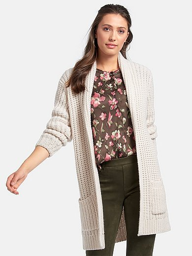 include - Cardigan with long sleeves