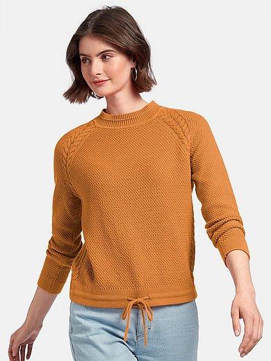 Looxent - Pullover mit Stehkragen
