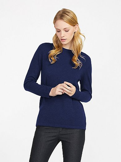 Peter Hahn Cashmere - Pullover – Rosalie made from 100% cashmere