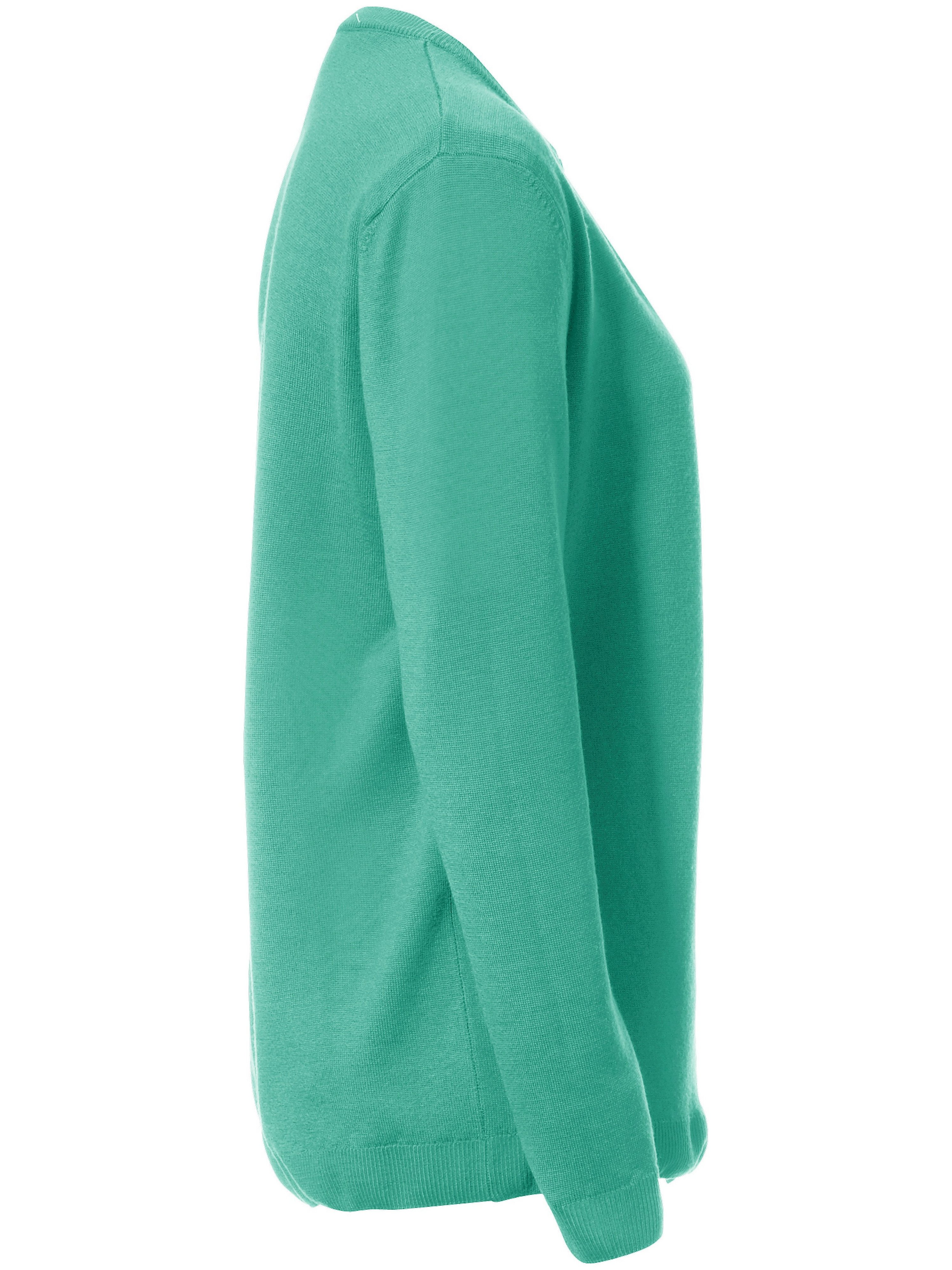 Twinset i 100% ren ny uld Fra Peter Hahn grøn