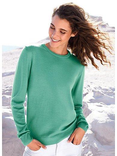 Peter Hahn - Jumper in 100% new milled wool design Gisela