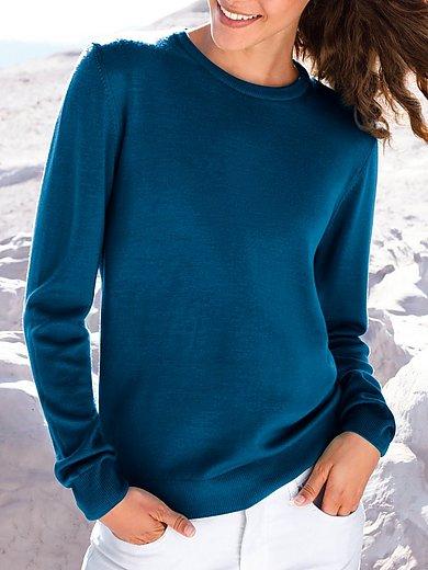 Peter Hahn - Pullover aus 100% Schurwolle-Pure Tasmanian Wool