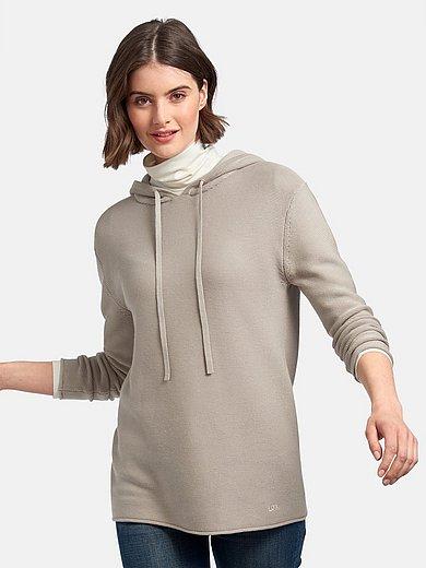 Looxent - Le pull à capuche 100% coton