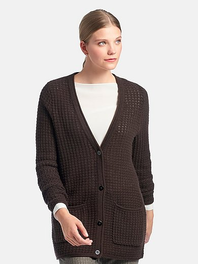 Fadenmeister Berlin - Cardigan with long sleeves