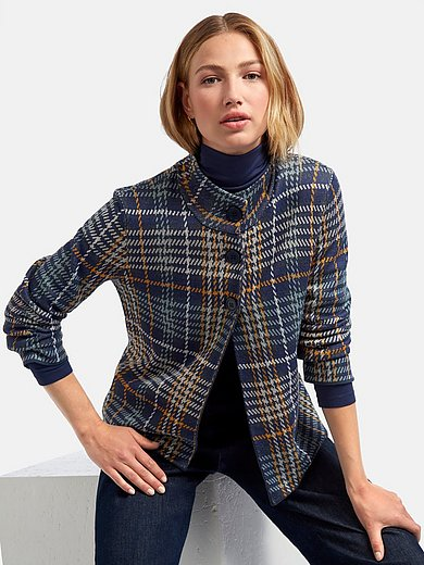 mayfair by Peter Hahn - Strickjacke mit 7/8-Arm