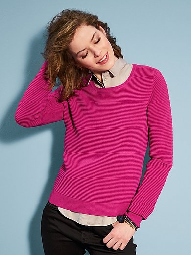 Looxent - Jumper in new wool and cashmere