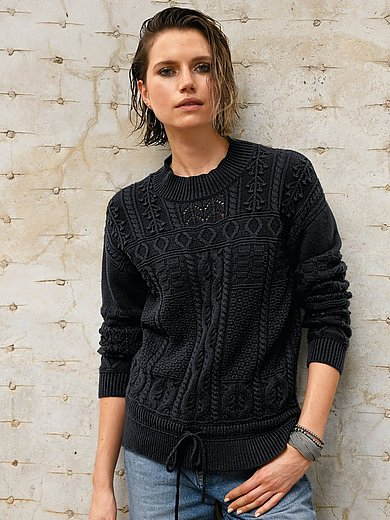 portray berlin - Le pull 100% coton