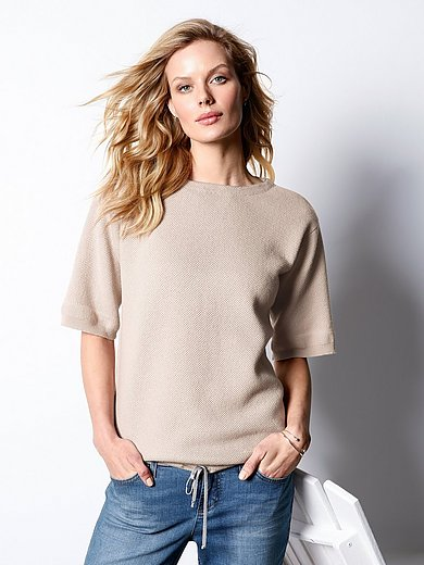 DAY.LIKE - Pullover mit 1/2 Arm