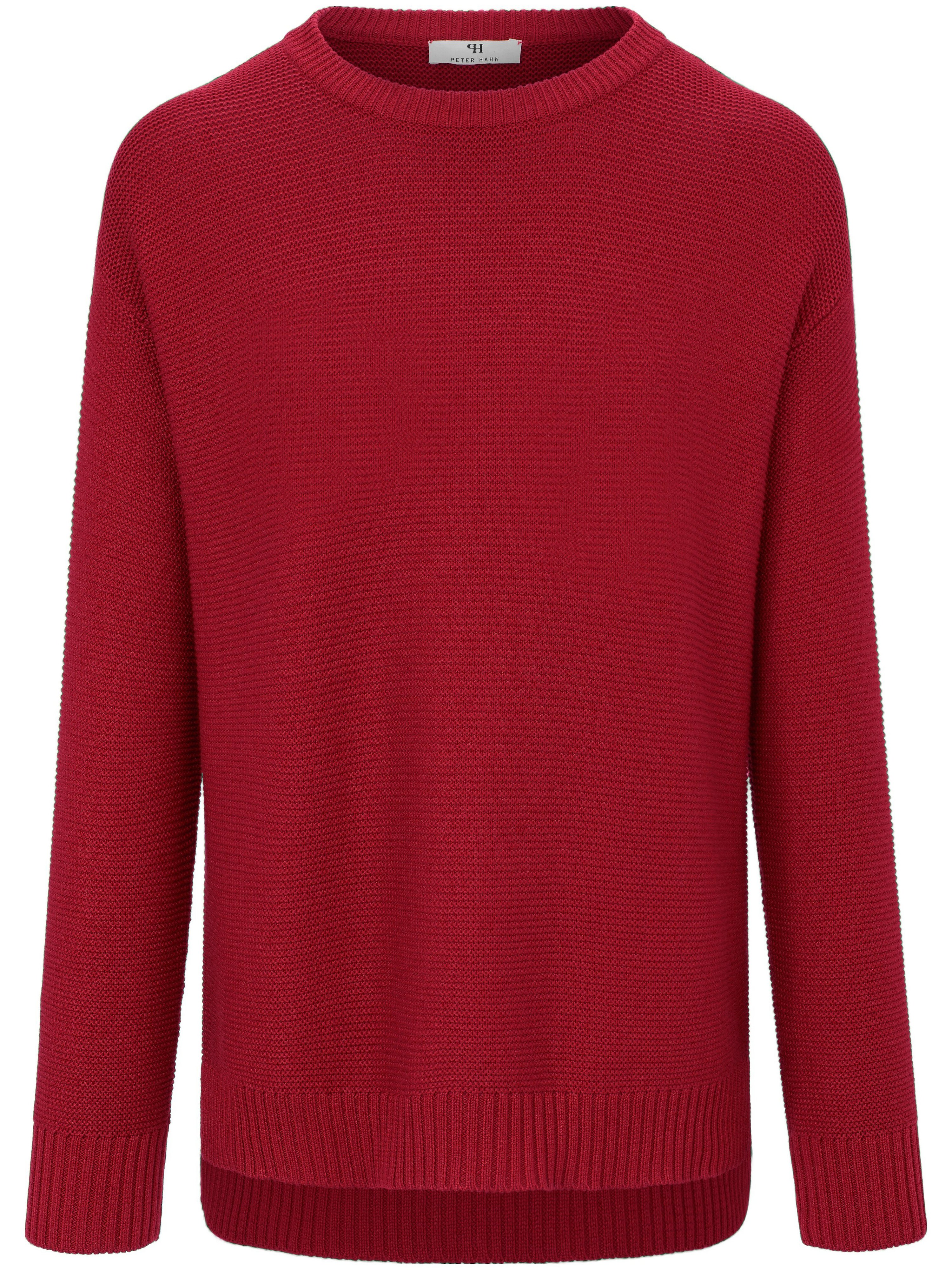 Le pull  Peter Hahn rouge