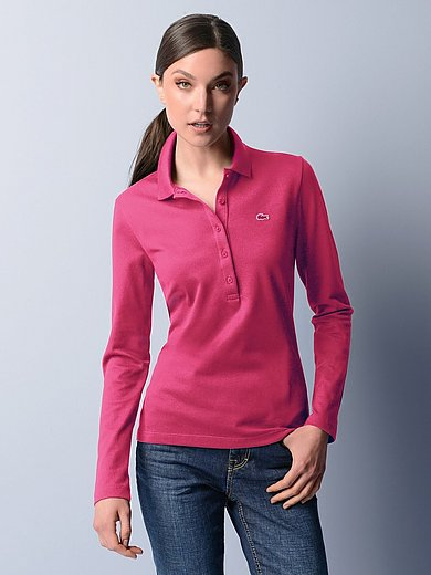 Lacoste - Polo shirt PF7841 with long sleeves