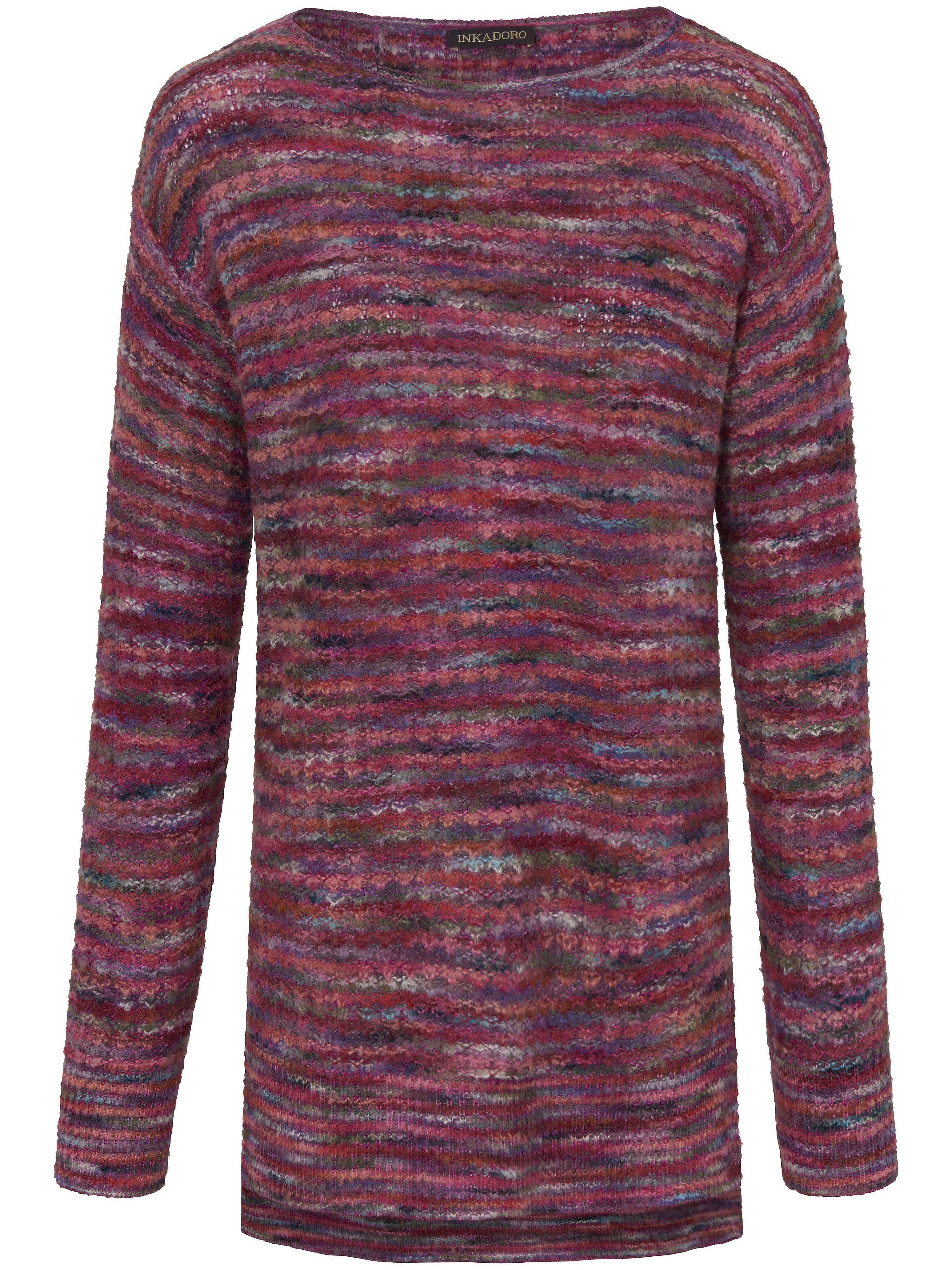 Le pull long  Inkadoro multicolore taille 42