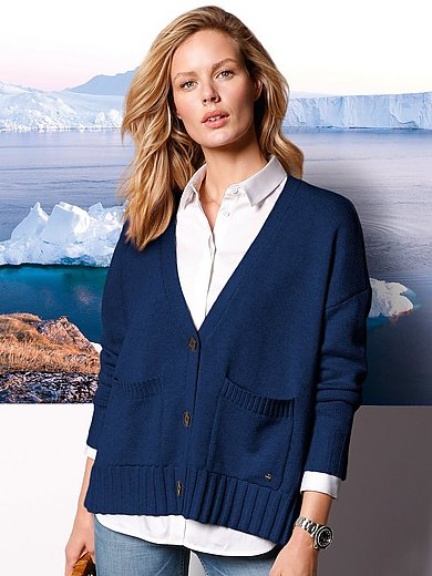 DAY.LIKE - Cardigan with drop shoulder
