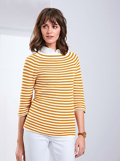 Peter Hahn - Le pull manches 3/4 100% coton