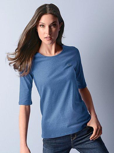 Lacoste - Shirt met ronde hals en korte mouwen