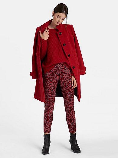 include - Rundhalsad tröja i i 100% kashmir i Premium-kvalit