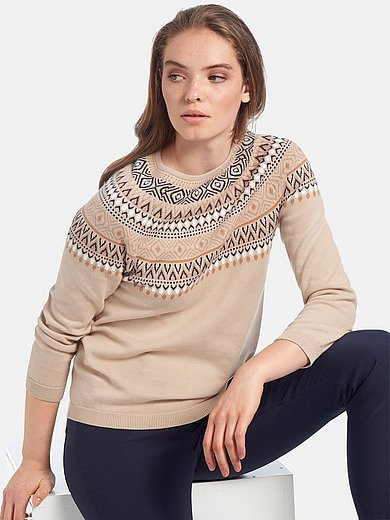 Peter Hahn - Le pull 100% coton