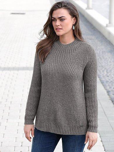 Emilia Lay - Struktur-Strick-Pullover