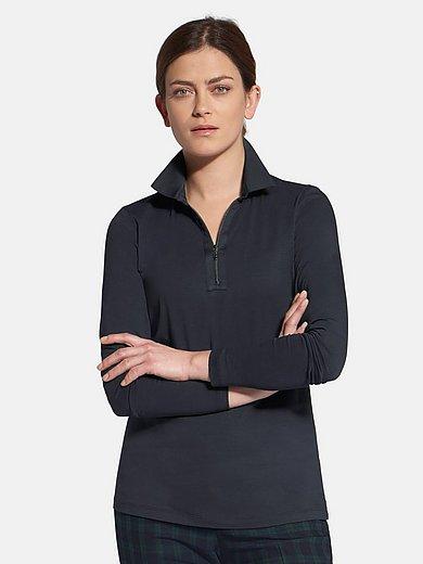 Basler - Poloshirt met lange mouwen
