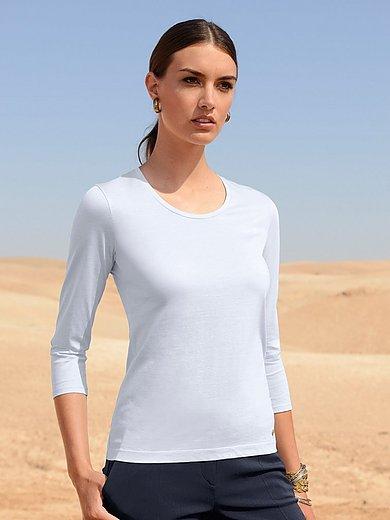 Windsor - Rundhals-Shirt mit 3/4 Arm