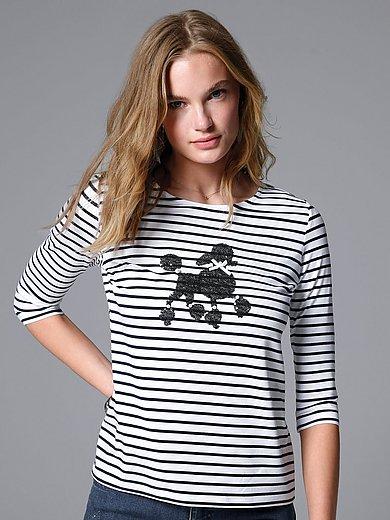 MYBC - Shirt met 3/4-mouwen